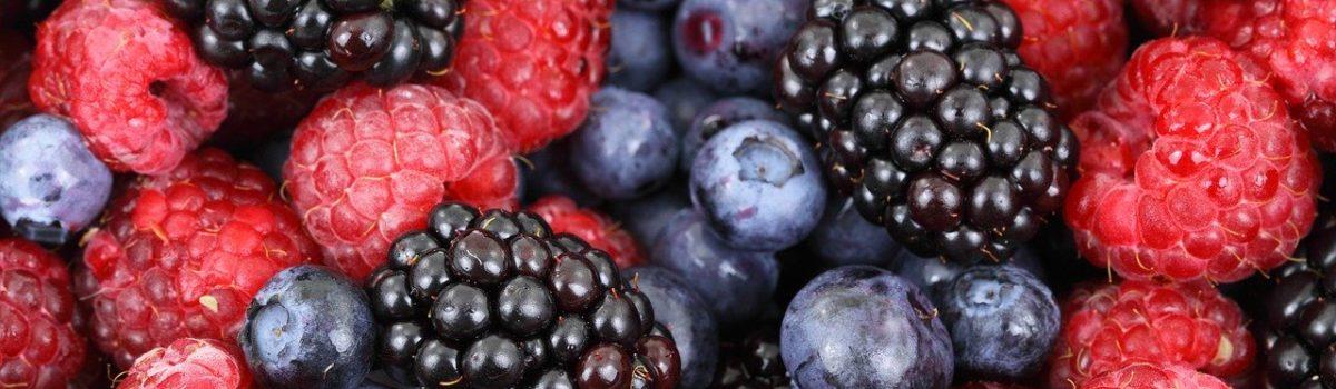 Los frutos rojos y todos sus beneficios