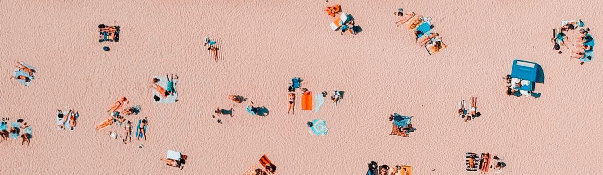 Vamos a la playa ¡¡bien protegidos para el sol!!