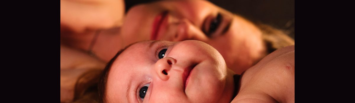 ¿Hasta cuándo amamantar a tu bebé?